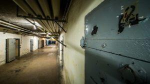 Gevangeniskelders Hohenschonahusen Berlijn
