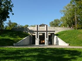 Columbarium in Vilnius