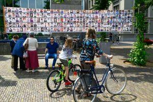 Herdenking Srebrenica Genocide 2021 Den Haag